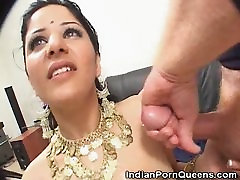 Horny Indian Babe Cock Pounded Hard