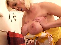 My fave big tit mature blonde 5