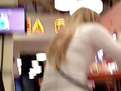 thong slip in restaurant 2015
