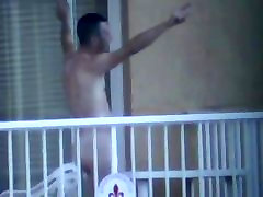 str8 indian handjob in hindi voice dancing in the balcony