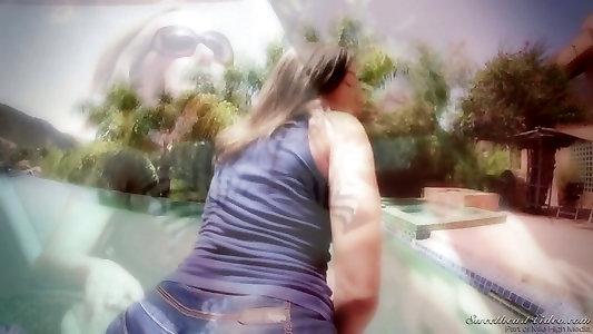 Superb nymphs having vigorously gg fuckfest in arousing HD porno tweak