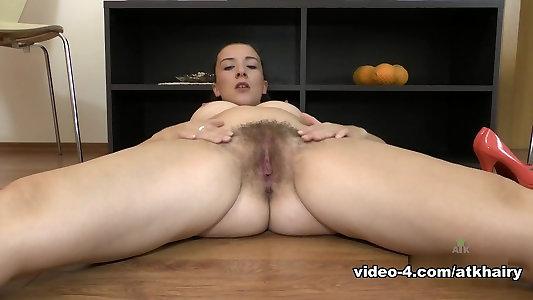 Greatest superstar Jessica Patt in Horny Solo Damsel, Hairy pornography pinch