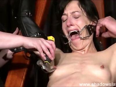 Tied Elise Graves cunt disciplined and hardcore sadism & masochism of submissive fetish porns