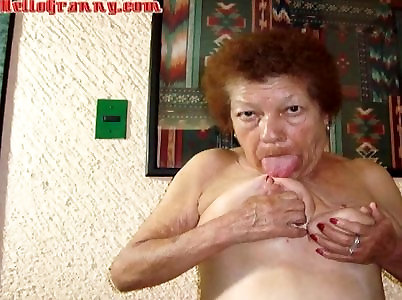 HelloGrannY Naked Grandma Pictures Collection