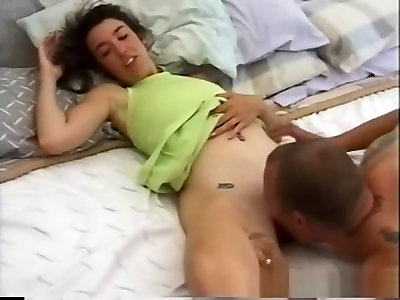 Ultra-kinky porn industry star in finest first-timer, dark haired porno pinch