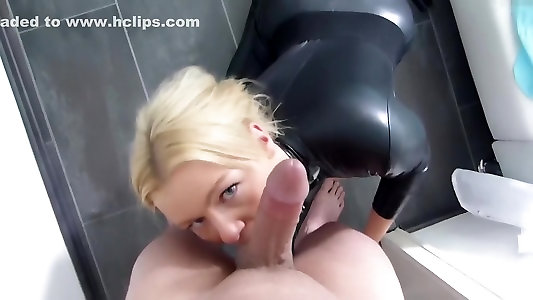 Exotic first-timer Fetish, Bum porno clamp