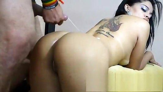 Flick pornô Yara Rocha metendo HD
