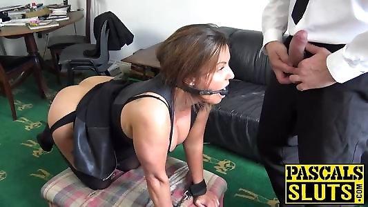 Immense titted Milf Sienna Hudson gets her hatch and slit fucke