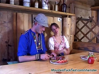 german mountain tear up festival