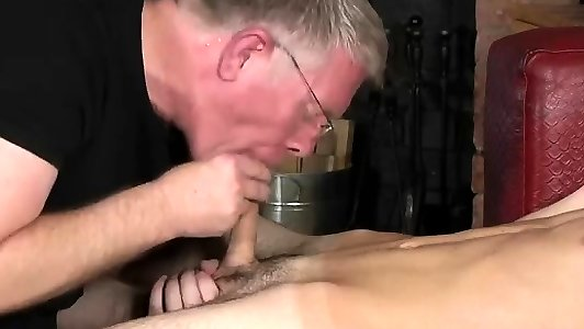 Outdoor male homosexual in bondage and round masochism videos Smacking