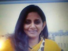 cum tribute to indian mallu aunty