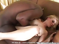 Mary Anne black attack gangbang