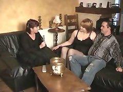 Amateur french casting fist-baz