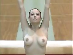 Naked Gymnastic