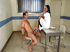 femdom bondage ass