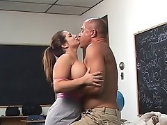 Big Titted Teacher