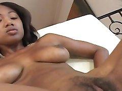 A Super Sexy Ebony