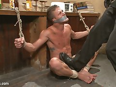 Christian Wilde just finished a long graveyard shift, and now he needs to unwind. Lucky for...