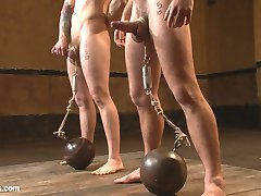Bound Gods proudly presents the Kink Olympics hosted by Van and Christian Wilde! Broadcast live,...