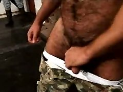 Gay Bear Sex with Charlie and Claudio