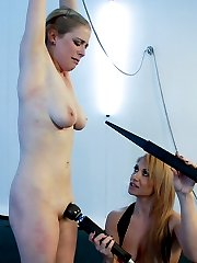Episode 3 Lea Lexis has more in store for our sweet little Penny Pax. Today she is subjected to...
