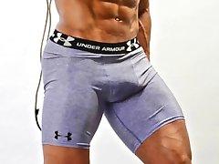 Jonathan Heat Martinez Naked Stripping