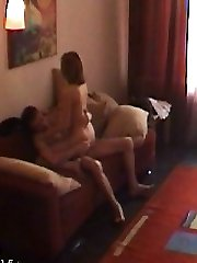 Heres a real hidden camera video thats just incredible to watch. This boyfriend setup a video...