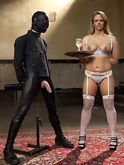 Training of O is where the Slaves Do The Work and I expect so much more from Holly Heart than...
