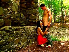 Out in the woods, these horny teens explore their naughtiest fantasies. Here even the most...