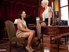 When hot university student Lilith Luxe visits Professor Lorelei Lees office hours, she learns a...