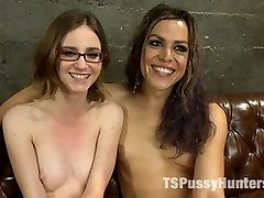 In a steam all sex finale to the MILF double team feature that aired last week, Keli Lox...