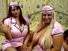 Kirsten Halborg threesome