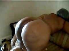 Bbw black amateur