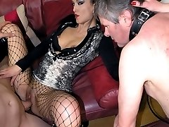 Wife Swap Pt 2 - Humiliated Cuckold