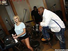 Kate England Interracial Movies at Blacks On Blondes!