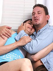 Experienced older babe Josephine removes her dentures to perform an amazing toothless blowjob