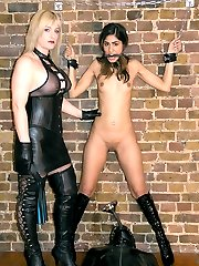 Slavegirls at the Mansion