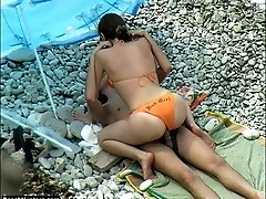 Nude beaches of Rio de Janeiro are full of unrestrained chicks.
