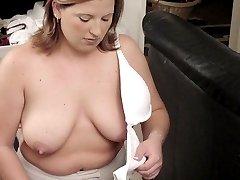 Plumper spankings