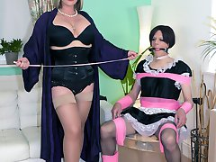 Punished Maids All In A Row Pt2
