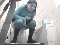 Vids from spy cam planted in loo