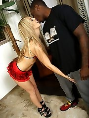 Madelyn Monroe Interracial Movies at Blacks On Blondes!