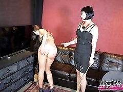 Madam Snow Punishes Arielle Lane
