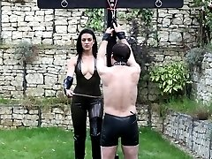 The Weekend Pt8 - Garden Party Whipping
