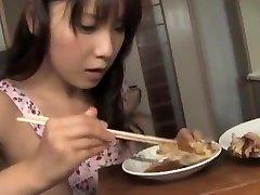 momo aizawa a ras păsărică lins și futut
