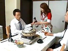 Boss Och Underhuggare Fru Misa Yuki
