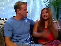 Chubby Teenager Cock Gobbler