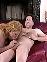 Horny large slut gets knocked up hard by boyfriend