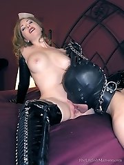 Labia In Boots