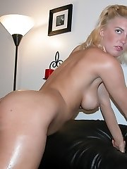 Blonde Amateur Babe Bare In The Shower - Rachael Model